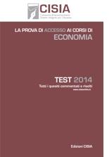 La prova di accesso ai corsi di Economia – Test 2014